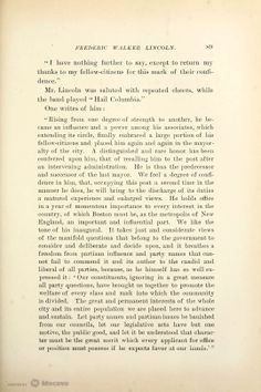 In Memoriam : Frederic Walker Lincoln, Page 101 | Document Viewer