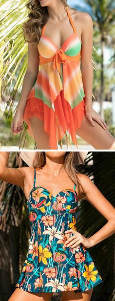 Swimdresses Shop Bikinis, Tankinis, One Piece Swimsuits, Swim Cover Ups Summer Outfits, Cute Outfits, Summer Wear, Girl Fashion, Fashion Outfits, Womens Fashion, Plus Size Swimsuits, Cheap Swimsuits, Venus Swimwear