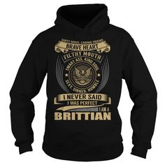 (Awesome Discount) BRITTIAN Last Name Surname T-Shirt Discount Codes Hoodies, Funny Tee Shirts