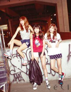 2015.05, CeCi, Apink, Namjoo, Hayoung, Chorong