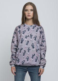 Dancing Girls Sweatshirt