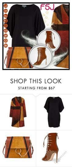 """""""FSJ Shoes 9."""" by belma-cibric ❤ liked on Polyvore featuring Thakoon, Chloé and fsjshoes"""
