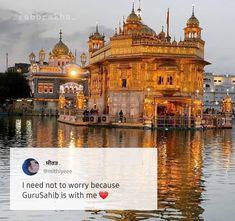Golden Temple Amritsar, Gurbani Quotes, Taj Mahal, Building, Travel, Viajes, Buildings, Destinations, Traveling
