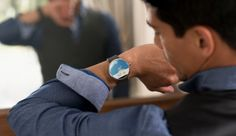 Hands On With The Moto 360, The First Round-Faced Android Wear Smartwatch   TechCrunch