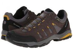 Scarpa Moraine GTX (Charcoal/Mustard) Men's Shoes