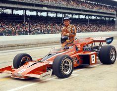 1974 Gary BettenhausenScore   (Roger Penske)McLaren / Offy