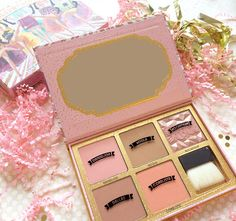 cheekathon | Benefit Cosmetics- all the box o'powders for summer travels xx