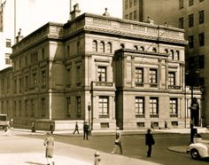 In The Middle Of A Sea Of Skyscrapers Was Grace Vanderbilt And Her Imposing Mansion, 640 Fifth Avenue