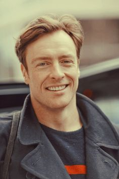 Toby Stephens son of Maggie Smith