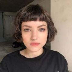 Ideas Haircut Bob Short Bangs Hairstyles For 2019