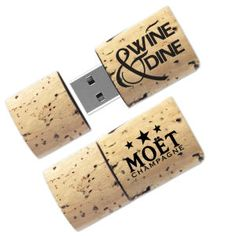 Cork USB Flash Drive wine accessories wine / bottle corks USB Flash Drives / Memory Sticks