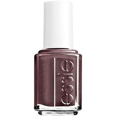 essie Fall 2015 Nail Polish ($8.50) ❤ liked on Polyvore featuring beauty products, nail care, nail polish, beauty, nails, makeup, essie, purple, essie nail color and military fashion