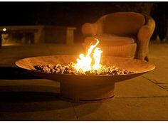 Fire Pit Art Asia Natural Gas or Propane Fire Pit - fire pits plans Fire Pit Art Asia Natural Gas or Propane Fire Pit - Fire Pit Art, Fire Pit Bowl, Outdoor Fire Table, Fire Pit Table, Pergola Shade, Pergola Patio, Pergola Ideas, Fire Pit Plans, Outdoor Heaters