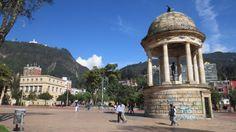 Bogota Parque de los Periodistas #morelocal