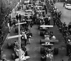 vintage Formula 1