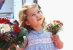 Princess Charlotte pictures photos Kate Middleton