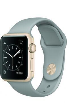 Apple Watch Series 1 38mm Gold Aluminium Case Apple, цвет #color#, арт. MNNJ2RU/A в ЦУМ | Фото №1