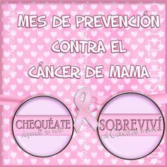 mes contra el cáncer de mama