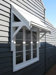 ... | Pinterest | Window Awnings, Exterior Windows and Window Coverin