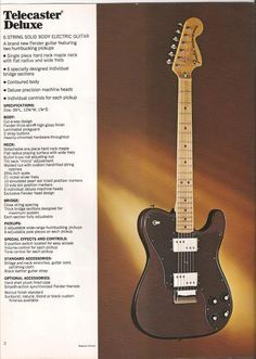 [IMG] The one I tried weighed a ton, but it was a real nice guitar! Telecaster Guitar, Guitar Rig, Guitar Shop, Guitar Tabs, Fender Guitars, Music Guitar, Guitar Chords, Cool Guitar, Guitar Books