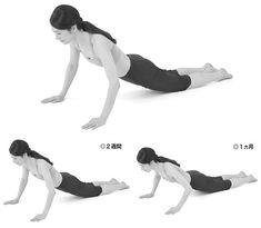 面長・しゃくれを自力で改善「1分小顔矯正術」内臓下垂を正すと顔が変わる! | ケンカツ! Health Tips, Health Care, Squats, Health And Beauty, Health Fitness, Wellness, Exercise, Yoga, Workout