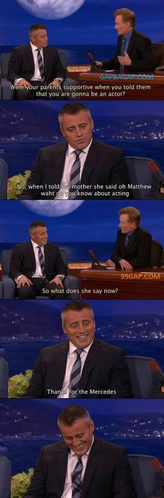 Funny Pictures Collection From Matt LeBlanc #funnyjokes #funnymemes