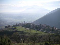 Rosciolo dei Marsi, Abruzzo, Italy