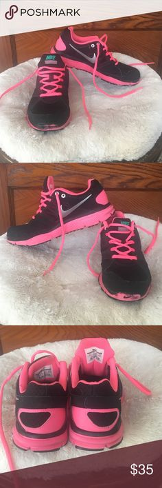 Nike lunar forever 2 sneakers Nike lunar forever 2 sneakers. Size 6.5 good condition, no rips or tears, some scuffing in the front on the soles, ( shown in pics 1 and 2) Nike Shoes Sneakers