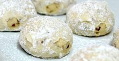 Make this Snowball Pecan Cookies recipe whenever you want a sweet treat to feed the kids and the res ...