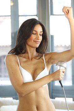 La cavitacion eliminar la grasa localizada de parte interna de brazos www.cavita.net
