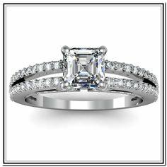 Asscher Cut Engagement Rings Zales 24