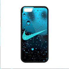 Water Drop Effect Blue iPhone 5 6 7 8 9 X Plus SE XR XS Max Cover Case 6df59d3a7925c