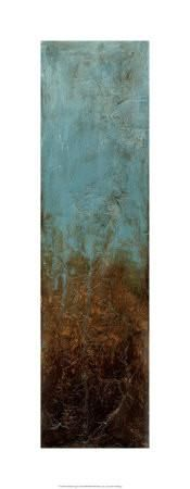 Oxidized Copper III Limited Edition by Jennifer Goldberger at Framed Artwork, Wall Art, Copper Art, Copper Mirror, Dining Room Walls, Living Room, Art Graphique, Paint Finishes, Painting Inspiration