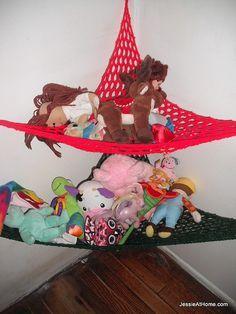 Hammock for Stuffed Animals