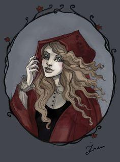 Little Red by IrenHorrors.deviantart.com on @deviantART