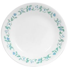 Corelle Livingware 6-3/4-Inch Bread and Butter Plate, Country Cottage by Corelle. $16.62. Stackability for cupboard space efficiency. Coordinate with popular corelle dinnerware patterns. Microwave and oven use for versatility. Dishwasher safe for long lasting patterns. Break and chip resistance for carefree durability. Corelle Livingware 6-3/4-inch Bread & Butter Plate, Country Cottage. Save 53%!