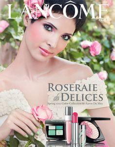 Lancome Roseraie des Délices Spring 2012