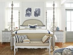 The Paula Deen Dogwood collection by Universal features a Traditional style constructed of quality Oak and Birch with an attention to detail that will insure years of functional use while giving you a