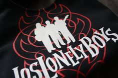 LOS LONELY BOYS  Upcycled Rock Band Tshirt Purse  ooak by evilrose, $28.00