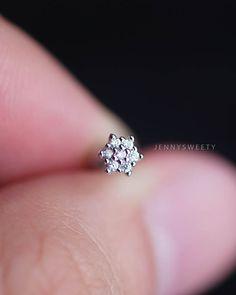 cartilage earring 16g  JennySweety