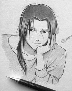 Who do you guys think wins? Shikamaru has asuma's blades. Also, who would you say is the superior ninja overall? Naruto Sketch, Naruto Drawings, Anime Drawings Sketches, Naruto Art, Anime Sketch, Anime Naruto, Manga Anime, Sasuke And Itachi, Shikamaru