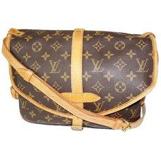 Pre-owned Brown Louis Vuitton Messenger Bag