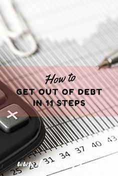 How to Get Out of Debt: 11 Actionable Steps to Live Better - I heart frugal - Finance tips, saving money, budgeting planner Save Money On Groceries, Ways To Save Money, Money Tips, Money Saving Tips, How To Make Money, How To Get, Savings Planner, Frugal Living Tips, Frugal Tips