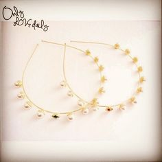 「NEW カチューシャ #accessory #headaccessory #pearl #old #onlylovedaily」