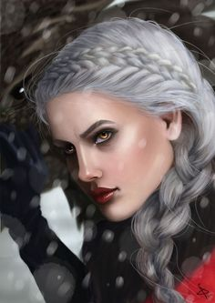 Manon Blackbeak -Throne of glass by Sarah j Mass Throne Of Glass Fanart, Throne Of Glass Books, Throne Of Glass Series, Celaena Sardothien, Aelin Ashryver Galathynius, Crown Of Midnight, Empire Of Storms, Sarah J Maas Books, A Court Of Mist And Fury