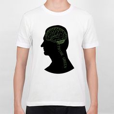 Think Green 男生 T-Shirt by Silent room