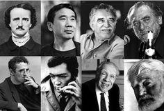 William Faulkner, Hans Christian, Haruki Murakami, John Cheever, Reading Sites, Alberto Moravia, Ap Spanish, Teaching Skills, Emotion