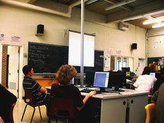 """How to Fake a 21st Century Classroom""  This is hilarious if you like sardonic humor. ;)"