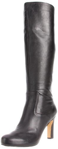 Nine West Women's Numberone Knee-High Boot,Black « Shoe Adds for your Closet