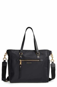 3baa7ab66950 Marc Jacobs Women s Trooper North South Cross Body Bag - Black ...